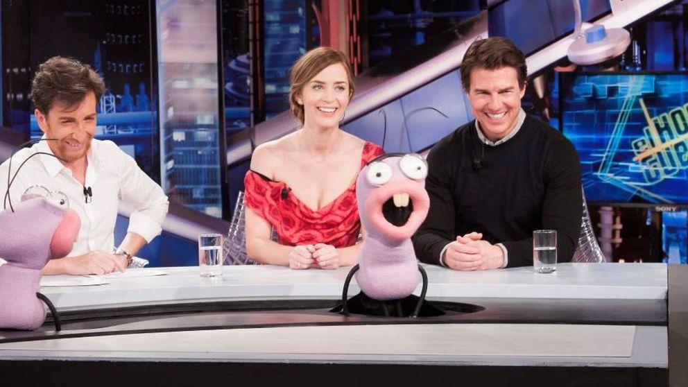 'El hormiguero viajero' visita Londres para entrevistar a Tom Cruise
