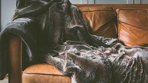 5 mantas para no moverse del sofá durante todo el invierno