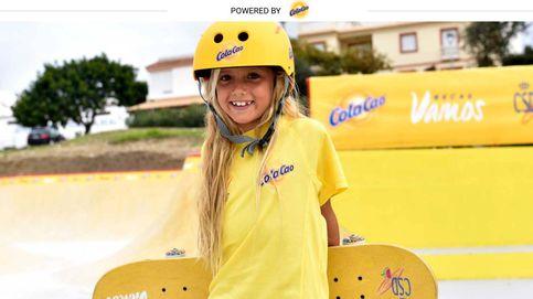 Una niña de 7 años consigue un nuevo 'skatepark' para los patinadores de Tarifa