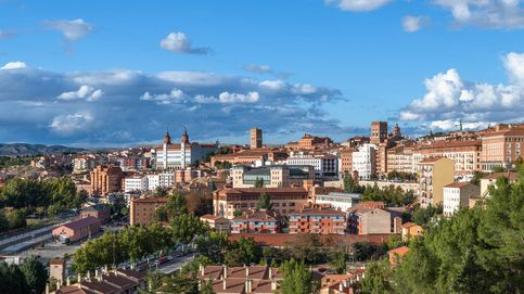 Guadalajara, Soria o Teruel construyen más casas por habitante que Madrid, ¿por qué?
