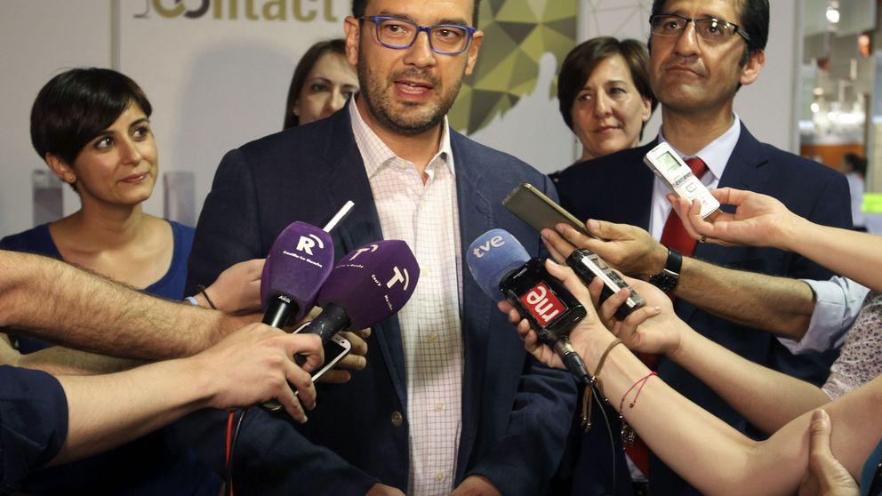Hernando: Unidos Podemos se llevó por delante a IU y rompió la izquierda