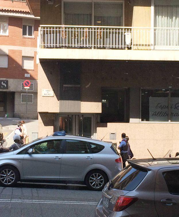 Foto: Fachada de la antigua oficina del Banco Central Hispano. (EC)