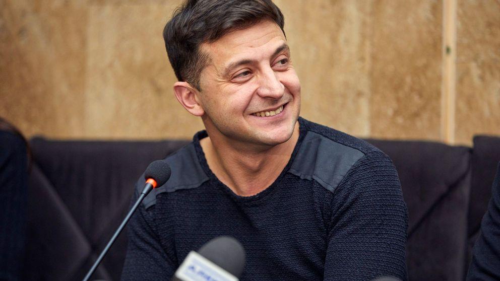 Un cómico para gobernar un país en guerra: Zelenski, el nuevo presidente de Ucrania