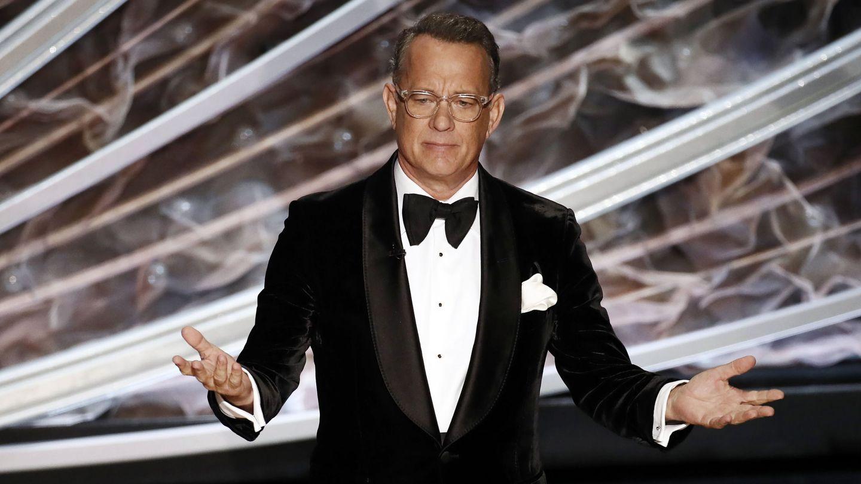 Hanks, en una reciente entrega de premios. (EFE)
