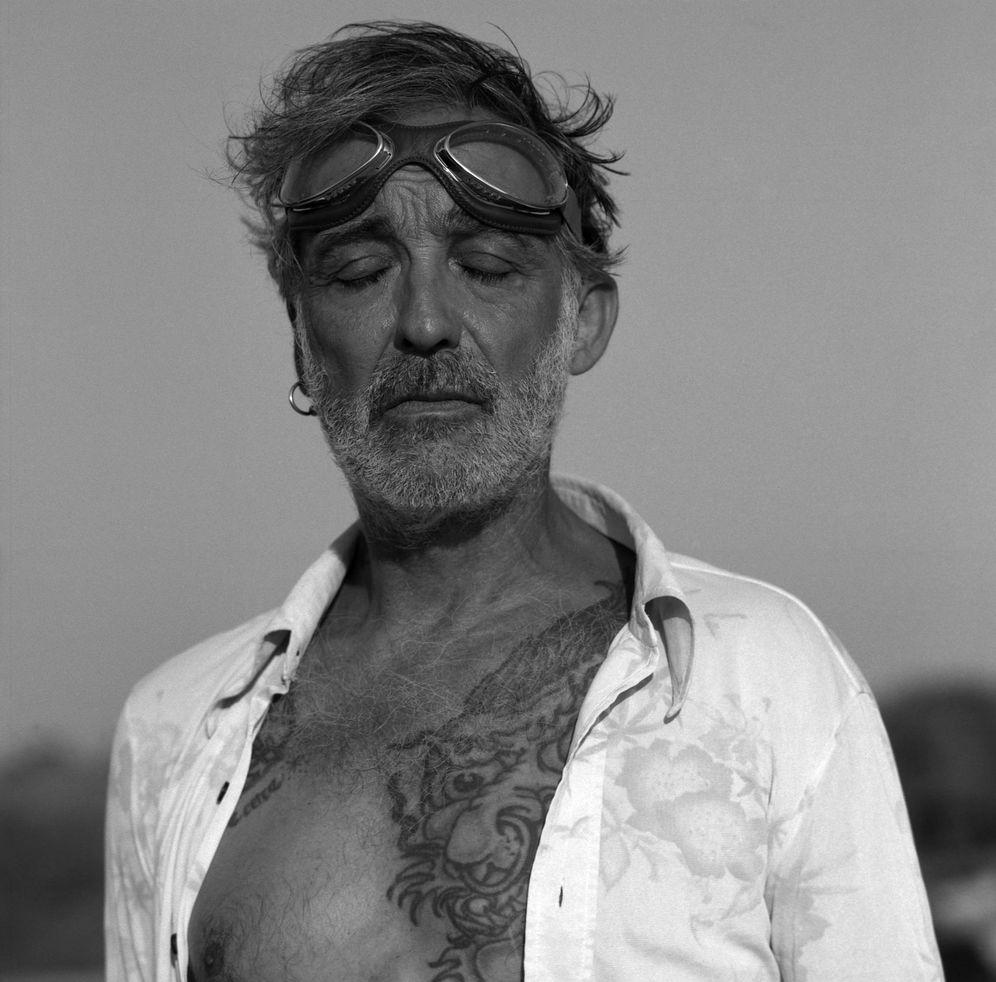 Foto: 'Autorretrato' (2013) (Alberto García-Alix)
