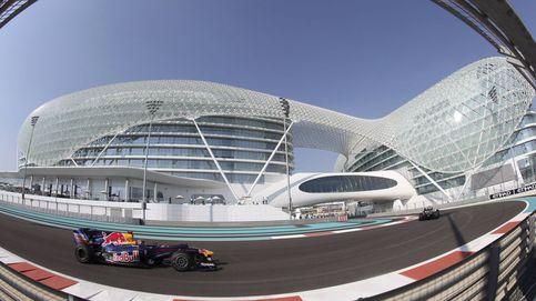Horarios y televisión del Gran Premio de Abu Dabi de Fórmula 1