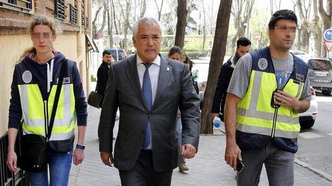 Luis Pineda reduce la causa contra él a un complot entre González (BBVA) y Villarejo