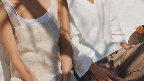 4 imprescindibles en lino de Oysho, Zara, Mango y H&M