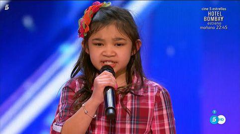 'GT': La gran voz de Angelica Hale, una niña que tuvo neumonía bilateral