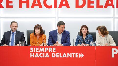 El PSOE amenaza a PP, Cs y Podemos con urnas y saca a UPN de la investidura