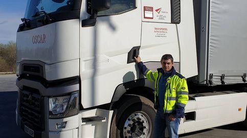 Los transportistas, de trabajadores esenciales a sentirse abandonados