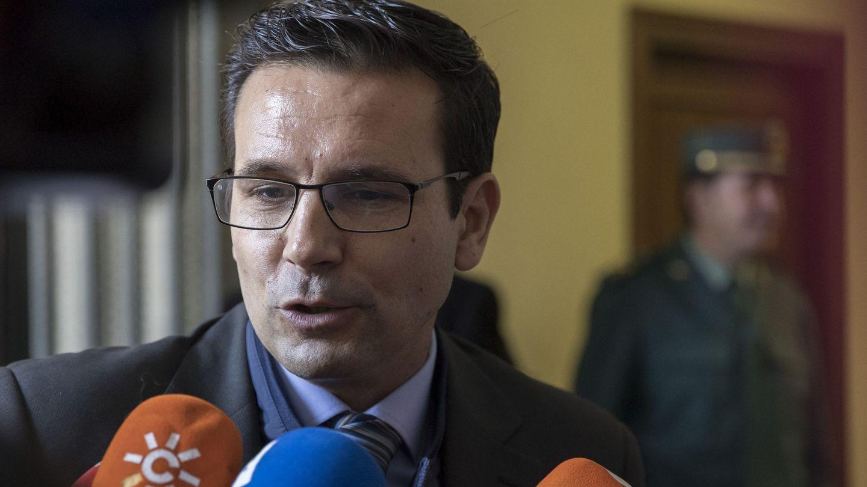 Cuenca, en una imagen de archivo de 2016, cuando también era alcalde de Granada. (EFE)