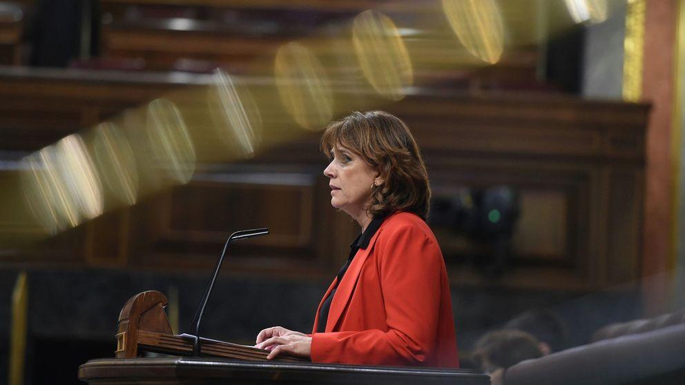 Sánchez se queda solo ante la exigencia del Congreso de que cese a Delgado