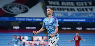 Post de Phil Foden, el canterano del Manchester City que resistió a la lluvia de petrodólares