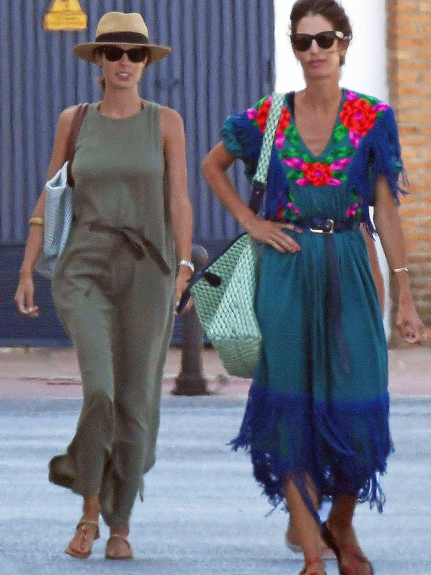 Sofía Palazuelo e Inés Domecq, juntas de vacaciones. (Gtres)