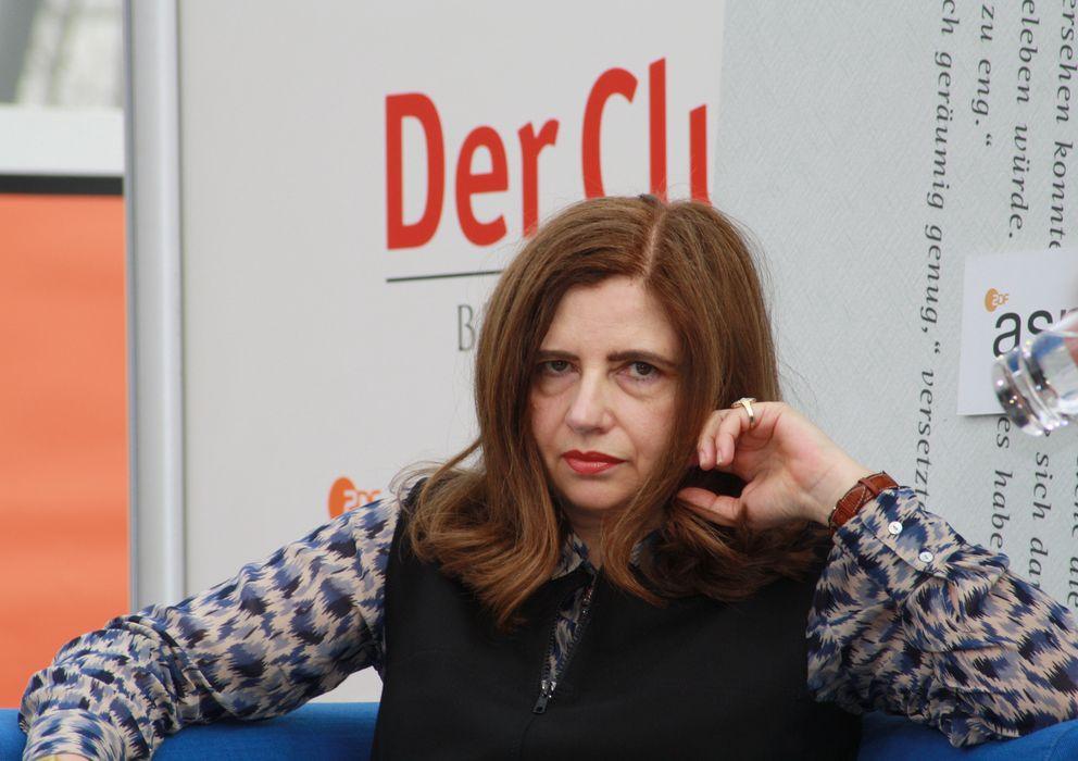 Foto: La escritora alemana Sibylle Lewitscharoff