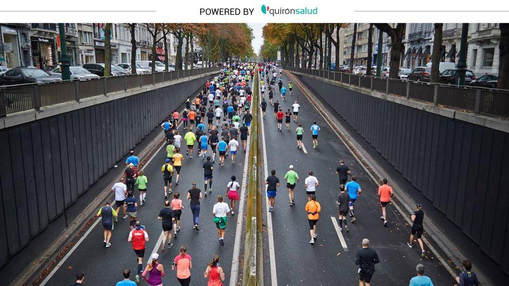 ¿Vas a correr tu primera maratón? Todo lo que debes saber para no lesionarte