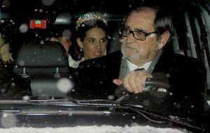 La boda privada de Andrea Casiraghi y Tatiana Santo Domingo