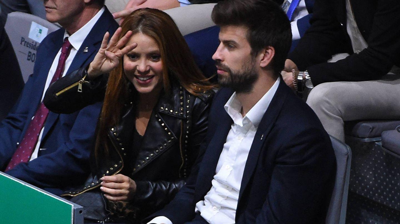 Shakira y Gerard Piqué. (Cordon Press)