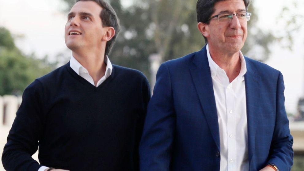 Ligera subida del PSOE en Andalucía, PP y Vox se pisan los talones y Cs se hunde
