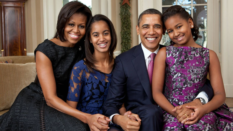 Los Obama. (Getty)