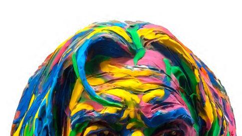 Las esculturas radicales de Víctor Ochoa: plastilina y resina