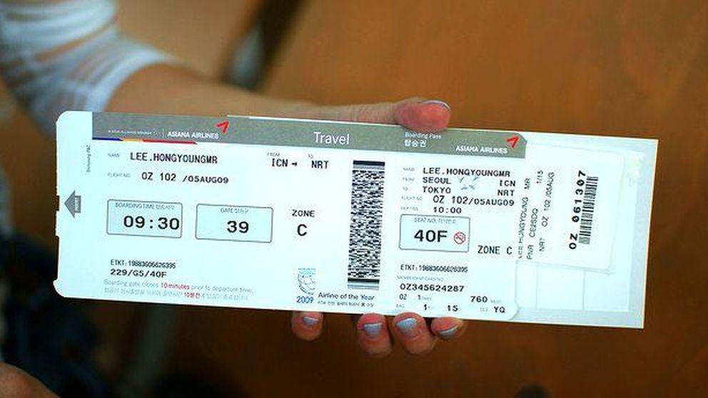 Lo que pueden saber de ti con el código de barras de las tarjetas de embarque