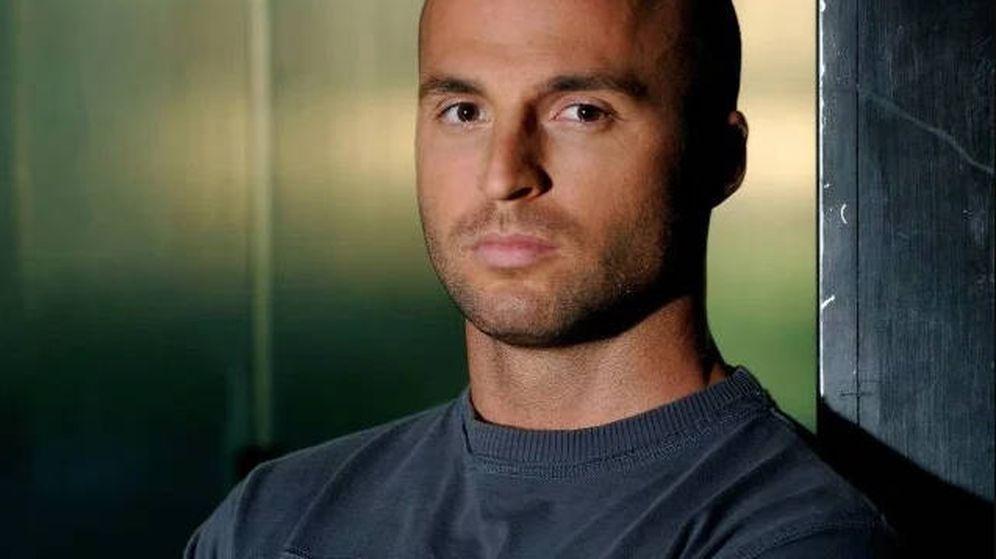 Foto: El actor australiano Ben Unwin. (Channel 5)