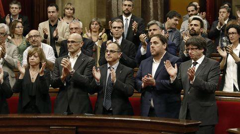 Siga la sesión en el Parlament de Cataluña