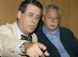 Foto: Sosa Wagner, profesor de Zapatero: Hay indicios de que se está arrollando al castellano