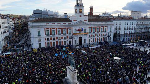 Los taxistas de Madrid insisten en la precontratación del VTC para dejar la huelga