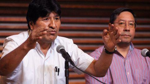El huido Evo Morales se presenta a senador en Bolivia para las elecciones de mayo