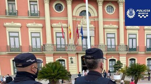 Detenido un hombre en Murcia por agredir a su pareja con un cuchillo