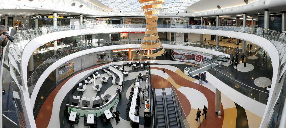 Foto: El centro comercial Marineda City, en La Coruña (Efe)