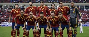 Foto: Nadie puede con España: la Selección es el único equipo invicto en todo 2012