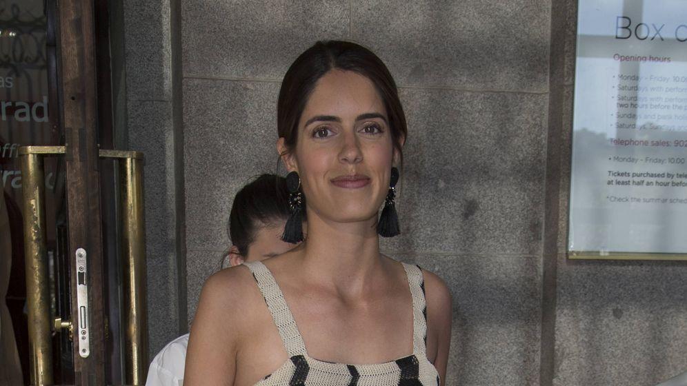 Foto: Sofía Palazuelo. (Vanitatis)