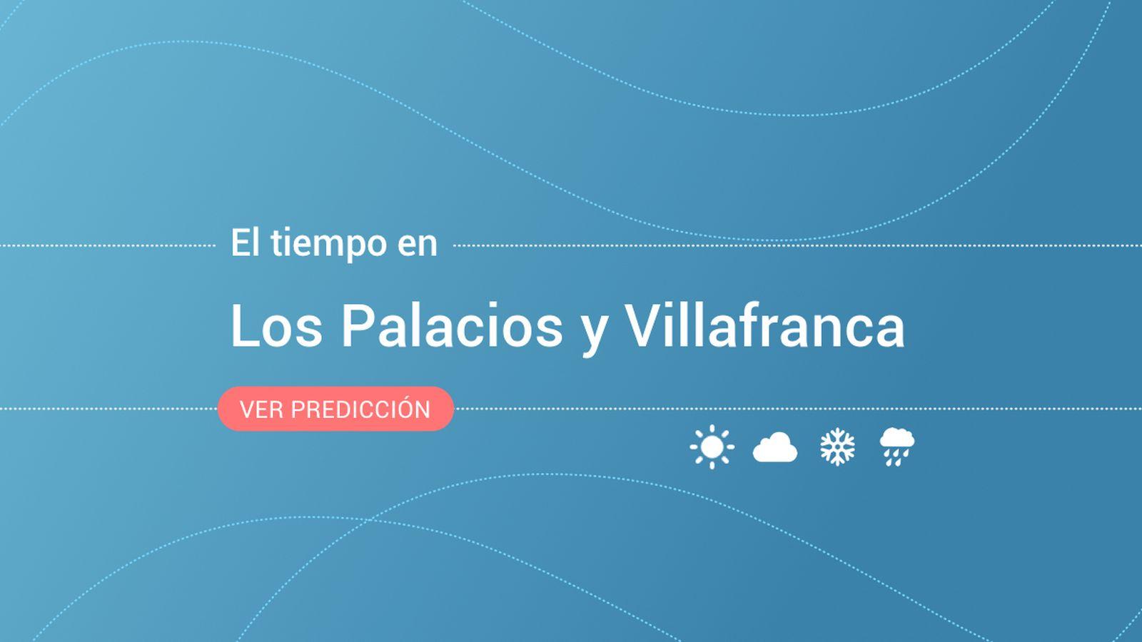 Foto: El tiempo en Los Palacios y Villafranca. (EC)