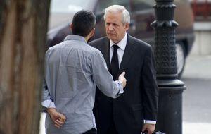 El CNI intentó captar como 'topo' a la secretaria de Gómez de Liaño