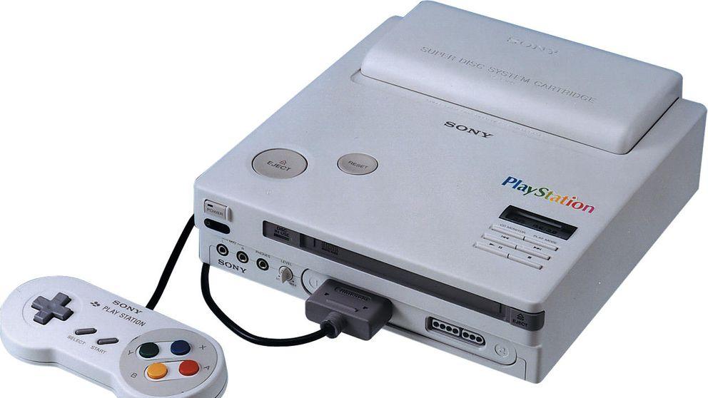 Nintendo PlayStation, la máquina que pudo cambiarlo todo