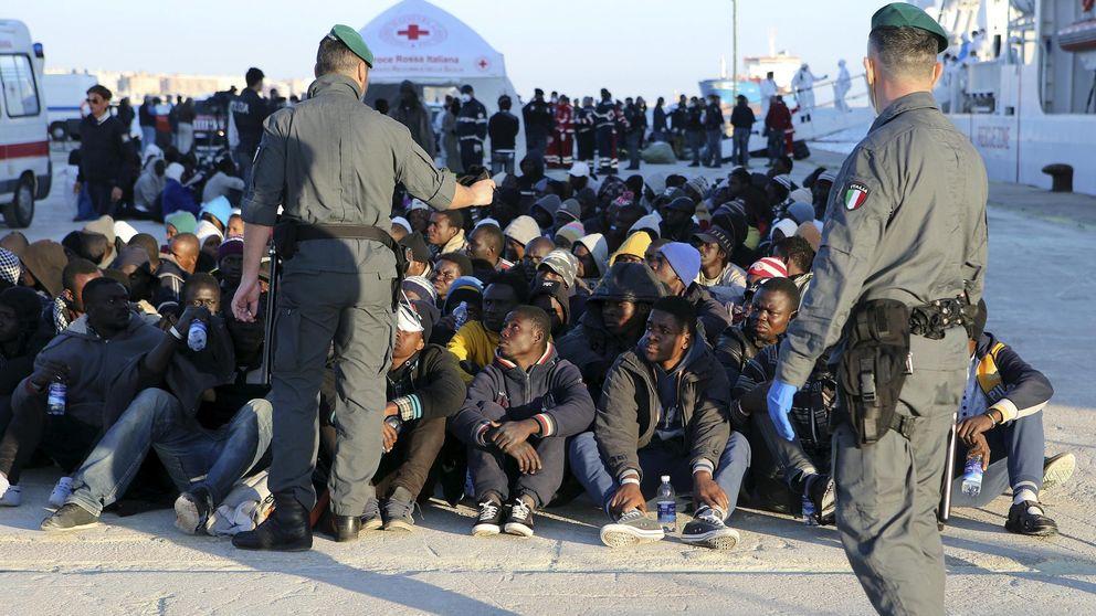Italia desbordada, Europa se desentiende