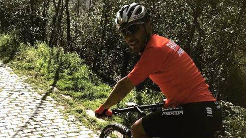 Purito es Purito, pero en mountain bike empieza como 'Cigarrillo'