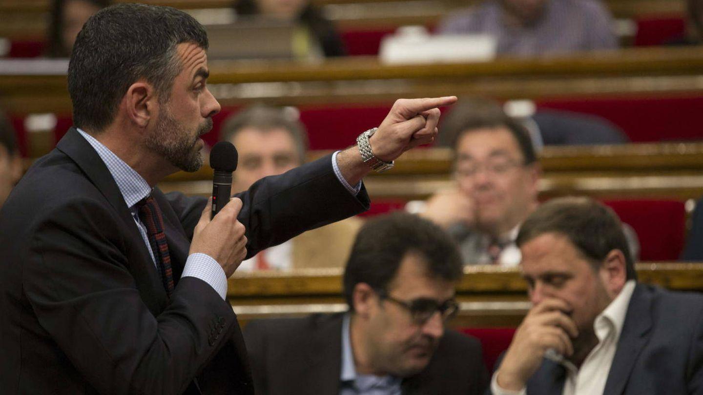 Santi Vila, candidato a la presidencia de la Generalitat de Cataluña, en una imagen de archivo. (EFE)