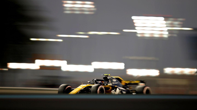 Sainz sintió que Renault solo era un paso provisional en su trayectoria, y donde necesitó tiempo para adaptarse a su monoplaza