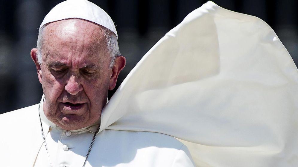 Foto: El papa Francisco durante la audiencia general en el Vaticano el pasado mes de junio. (EFE)
