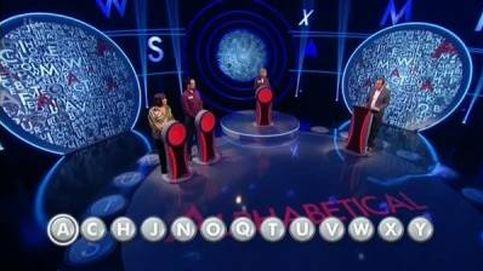 'Pasapalabra' en Reino Unido: 'Alphabetical'