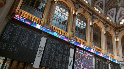 El Ibex 35 lucha por recuperar los 7.200 puntos impulsado por el turismo y la banca