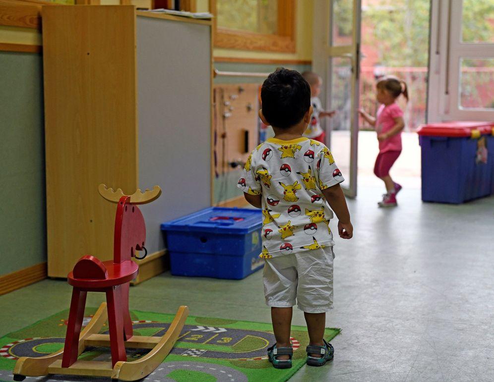 Foto: Interior de una escuela infantil. (EFE)