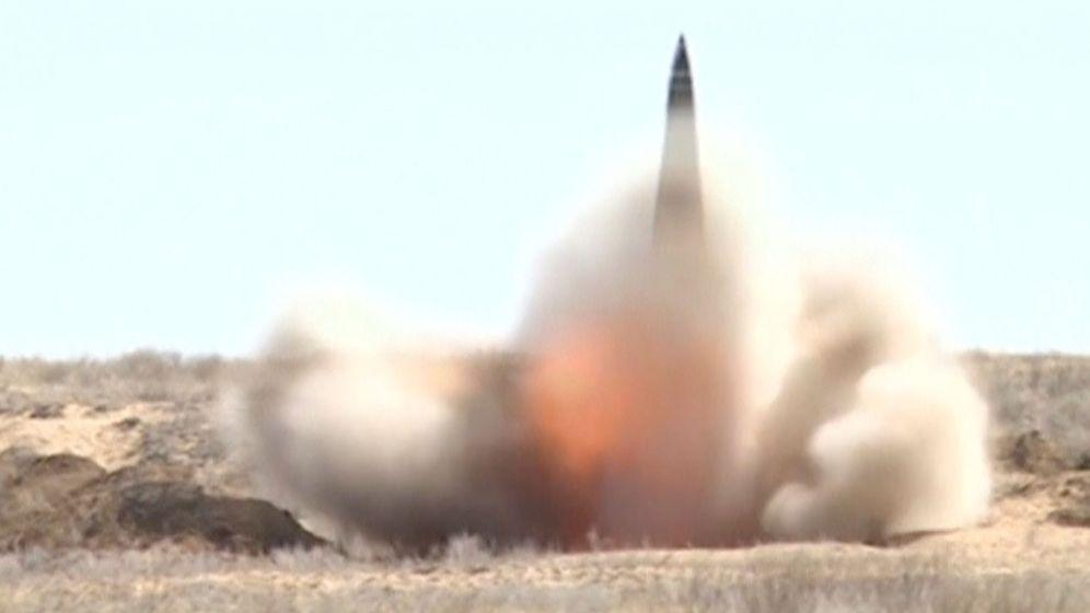 Foto: ¿Qué pasaría en caso de una guerra nuclear? 91,5 millones de muertos en solo 5 horas. (Reuters)