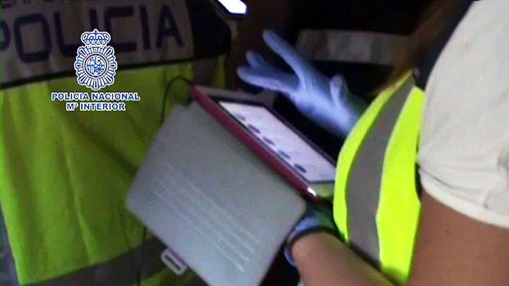 Foto: Investigación de la Policía Nacional.