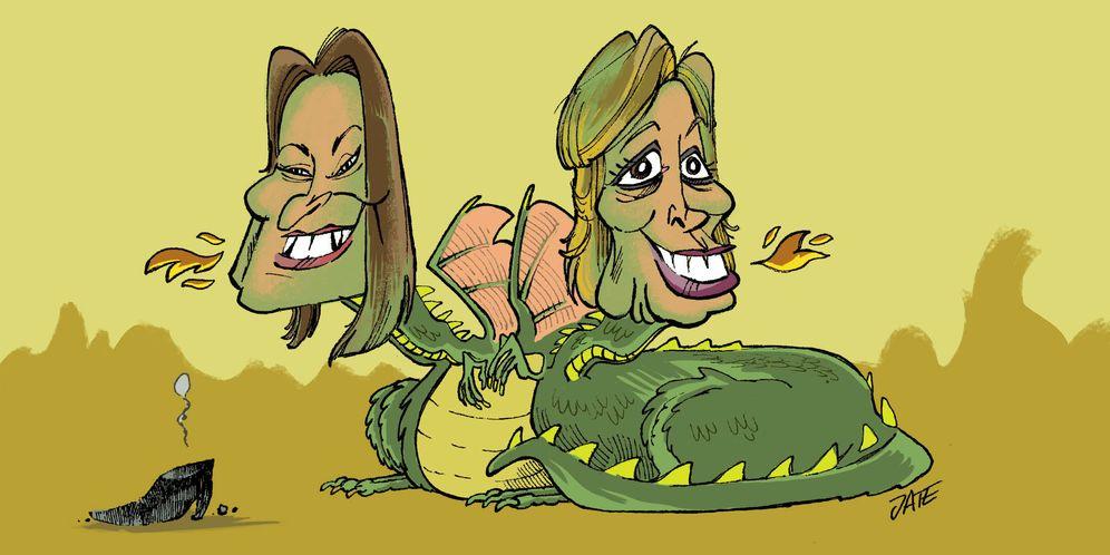 Foto: Ilustración realizada por Jate para Vanitatis.